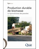 Production durable de biomasse - La lignocellulose des poacées