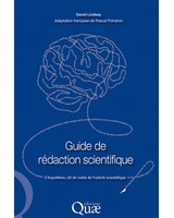 Guide de r�daction scientifique - L'hypoth�se, cl� de vo�te de l'article scientifique