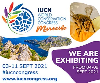 The CSFD is at the IUCN World Conservation Congress in Marseille